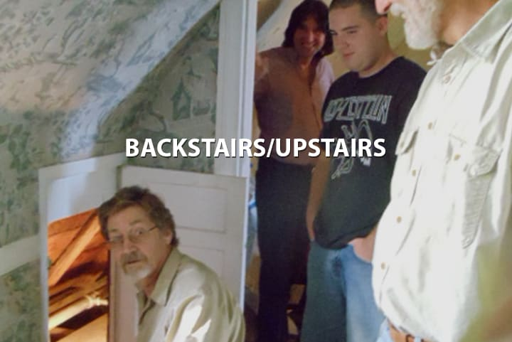 Behind The Scenes - Backstairs_Upstairs